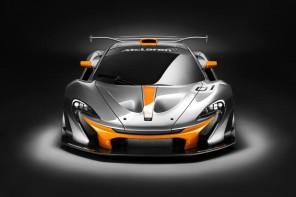 McLaren P1 GTR a 986bhp track-only design concept