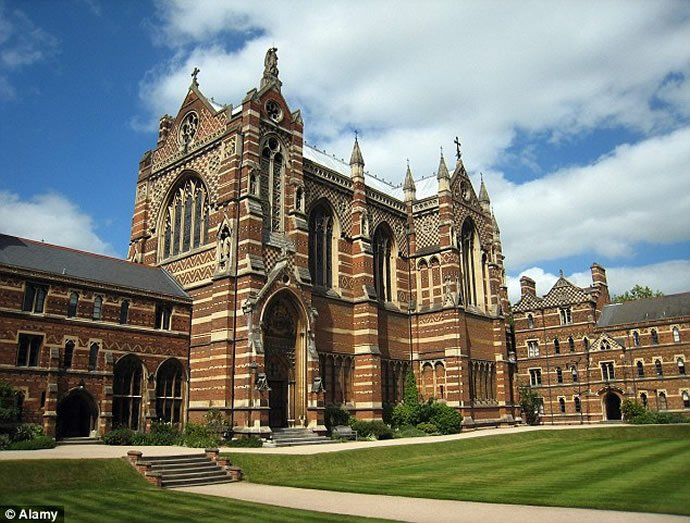 Now You Can Rent A Room At The Oxford University For Just