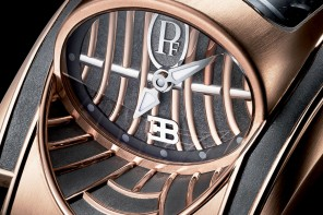 Parmigiani Bugatti Mythe timepiece celebrates the 10th anniversary of the two luxury brands