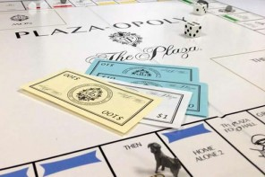 New York's iconic Plaza hotel introduces 'Plaza-opoly'