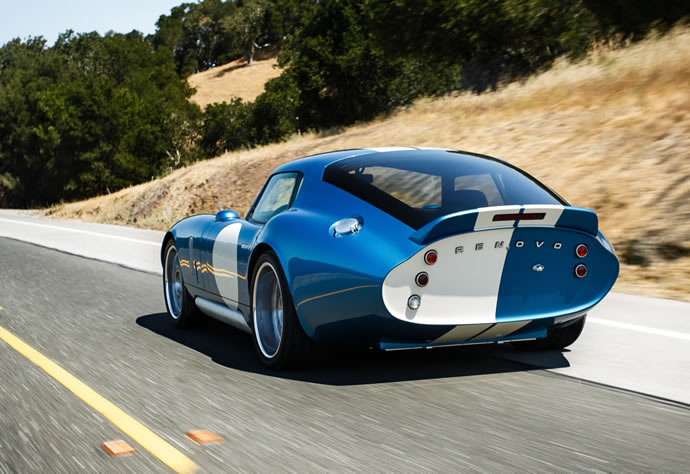 Renovo Coupe An Allelectric American Racer With Oldschool - Interesting old cars