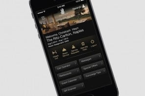 Ritz Carlton mobile app – From ordering shoeshine to gourmet food here is all you can do