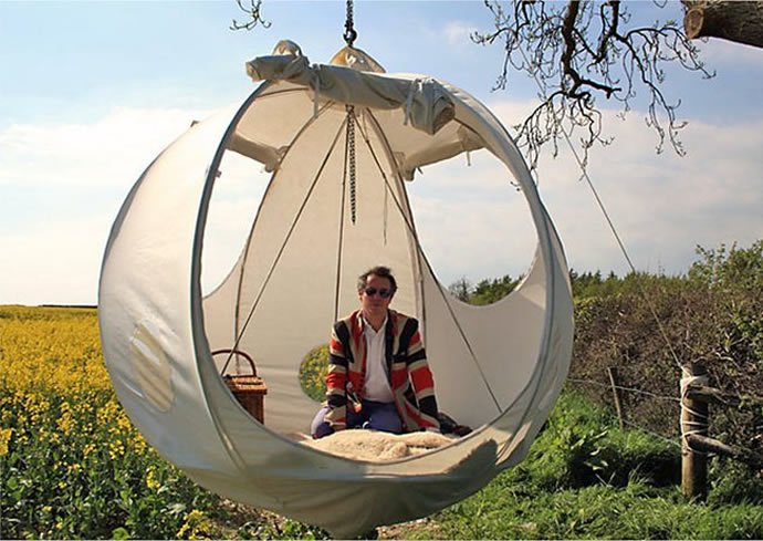 Roomoon Hanging Tree Tent 5