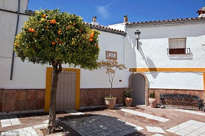 spanish-village
