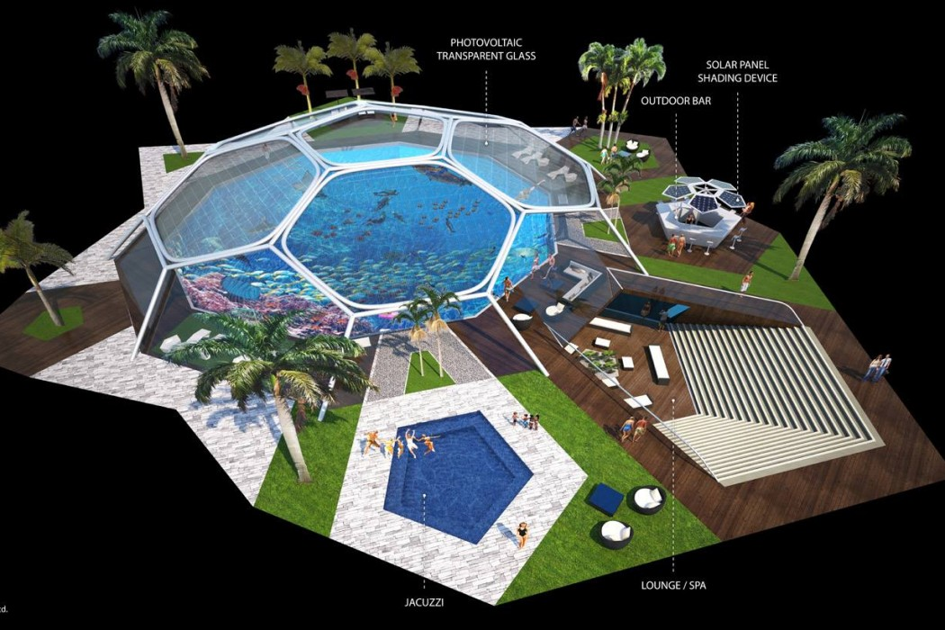 Swimming Pool Projects Some Of The Best Deep Sea