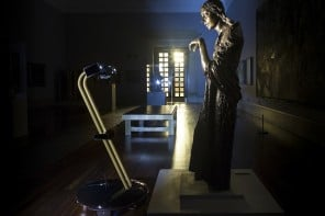 Explore Britain's Tate museum after dark using self-controlled robots