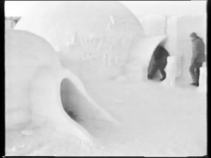 ICEHOTEL igloos (early 1990s)