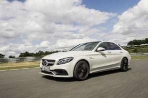 Mercedes-AMG C63 breaks cover along with special 'Edition 1' variant