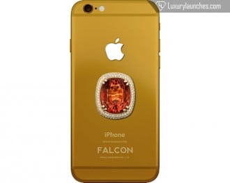 Falcon-24K-Gold-Golden-Imperial-Topaz