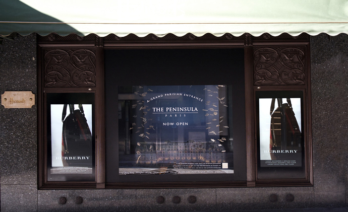 Window harrods-peninsula-paris-window-1