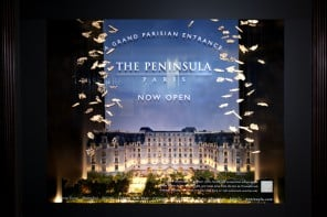 The Peninsula Paris takes over Harrods to woo Londoners