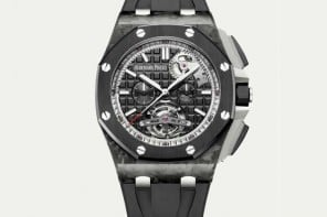 Audemars Piguet unveils Royal Oak Offshore Selfwinding Tourbillion Chronograph