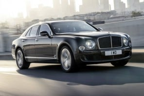 2015 Bentley Mulsanne Speed unveiled – One of the fastest luxury limos on the planet