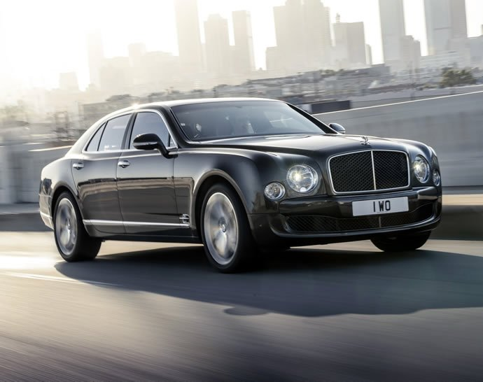 2015 Bentley Mulsanne Speed unveiled - One of the fastest luxury ...
