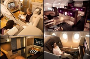 The 11 best first class seats in the world and their ticket price – Beds, showers, designer amenity kits they have it all