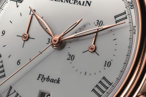 2015 Blancpain Villeret Pulsometer Flyback Chronograph