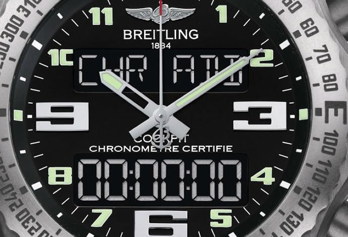 Breitling Launches Cockpit B50 Timepiece With In House