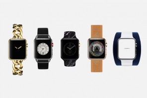 Here's how the Apple watch would look, if it were designed by LV, Givenchy or Chanel