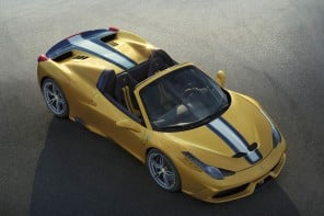 Ferrari Speciale A revealed ahead of Paris Motor Show and it's a stunner!