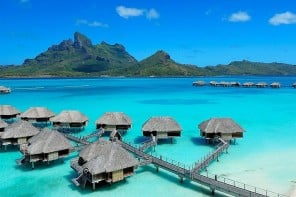 Suite of the week: The enchanting Premier Moana Two-Bedroom Beachfront Villa at Four Seasons Resort, Bora Bora
