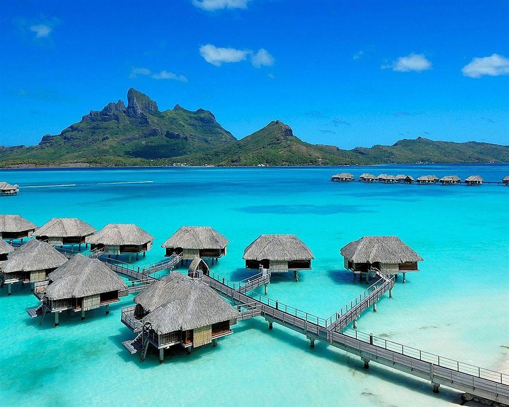 Suite of the week: The enchanting Premier Moana Two-Bedroom Beachfront Villa at Four Seasons Resort, Bora Bora -