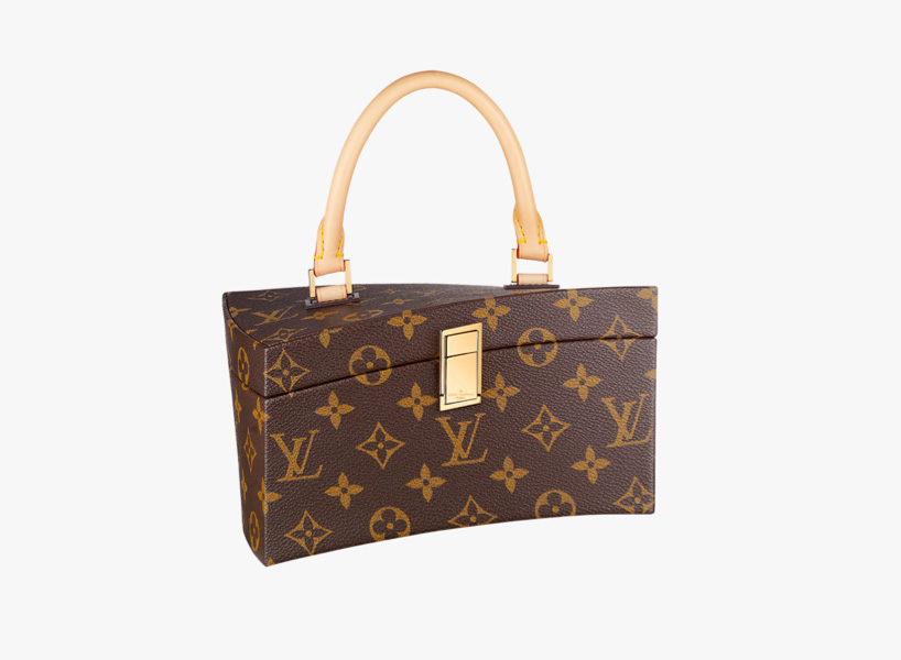 Louis vuitton recruits 6 iconoclasts to design travel and messenger bags with their signature - Frank gehry louis vuitton ...