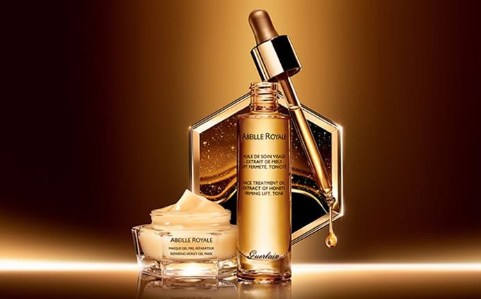Guerlain S Abeille Royale Anti Aging Products Harness The