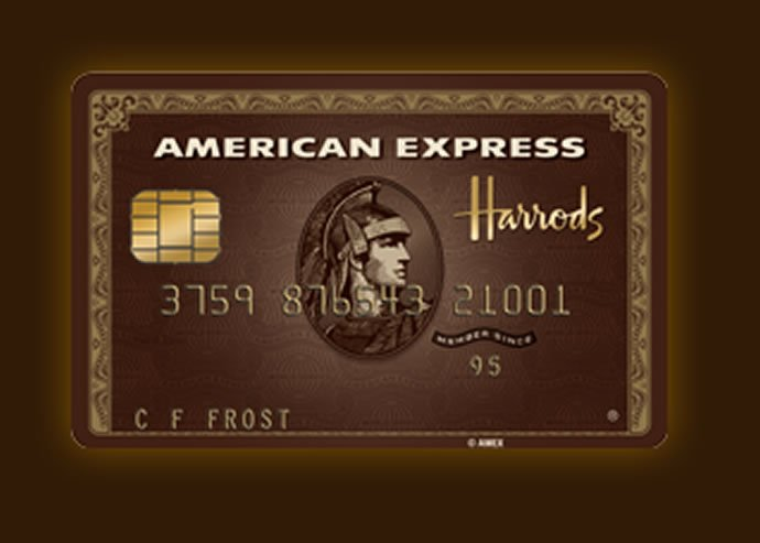 harrods-american-express-card