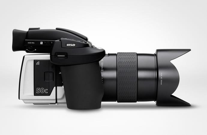 Hasselblad upgrades its H5D-50c medium format camera with