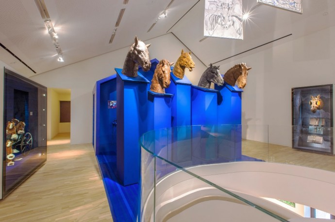 hermes-horse-exhibition
