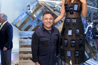 iPhone_dress_with_Elie_Tahari