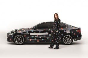 Jaguar XE by Stella McCartney revealed ahead of Paris Motor Show debut
