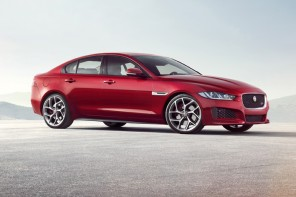2015 Jaguar XE unveiled; is ready to take on the BMW 3-Series