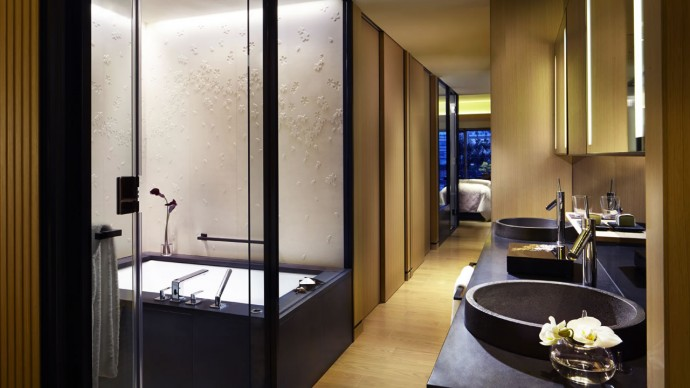 Kamogawa Suite Bathroom
