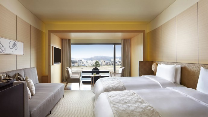 Kamogawa Suite Bedroom