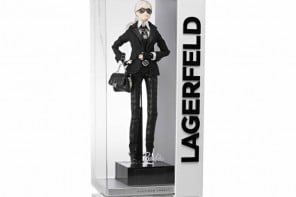 Why did the Karl Lagerfeld Barbie sell out so quickly?