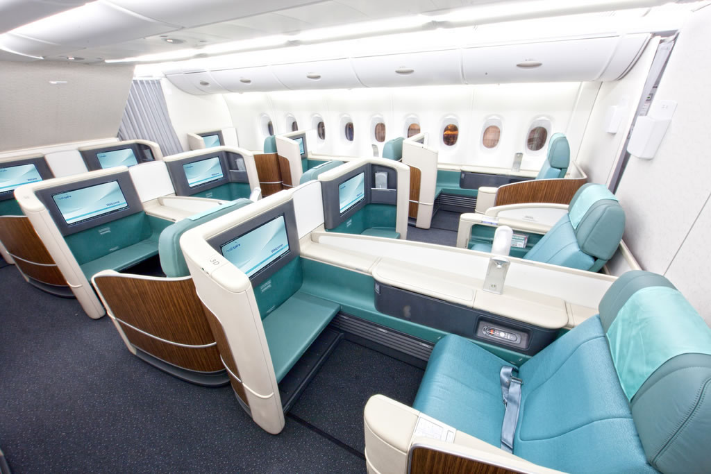 the 11 best first class seats in the world and their. Black Bedroom Furniture Sets. Home Design Ideas