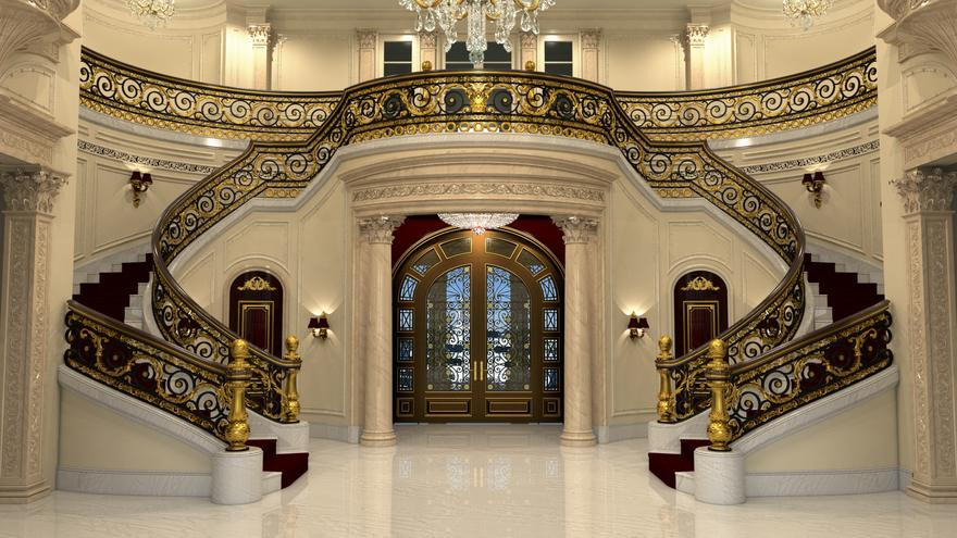 Inside America S Most Expensive Home The 139 Million