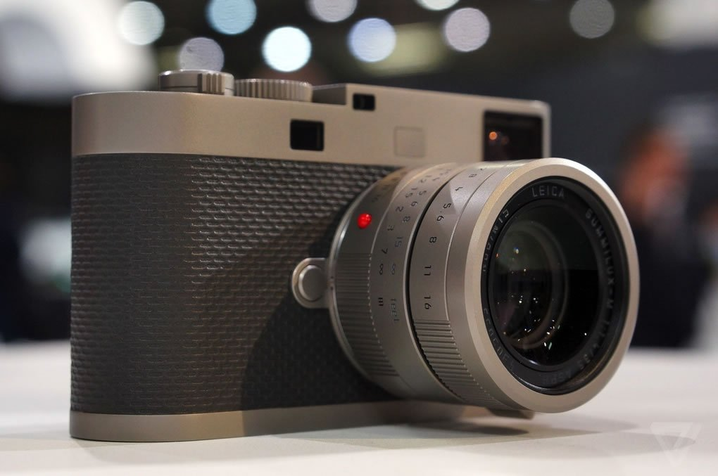 Sans A Display Leica Introduces M Edition 60 Camera To