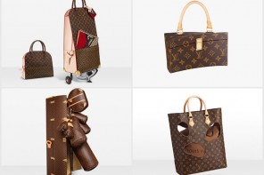 Louis Vuitton recruits 6 Iconoclasts to design travel and messenger bags with their signature monogram