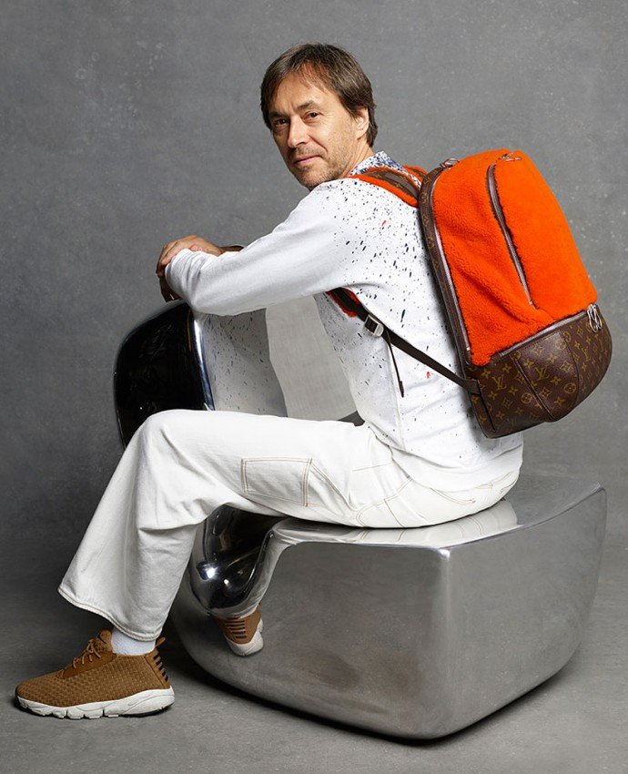 Louis Vuitton recruits 6 Iconoclasts to  - 690 x 850  117kb  jpg