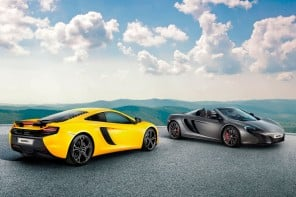 McLaren 650C is the company's first regionally-tailored sportscar exclusive to Asia