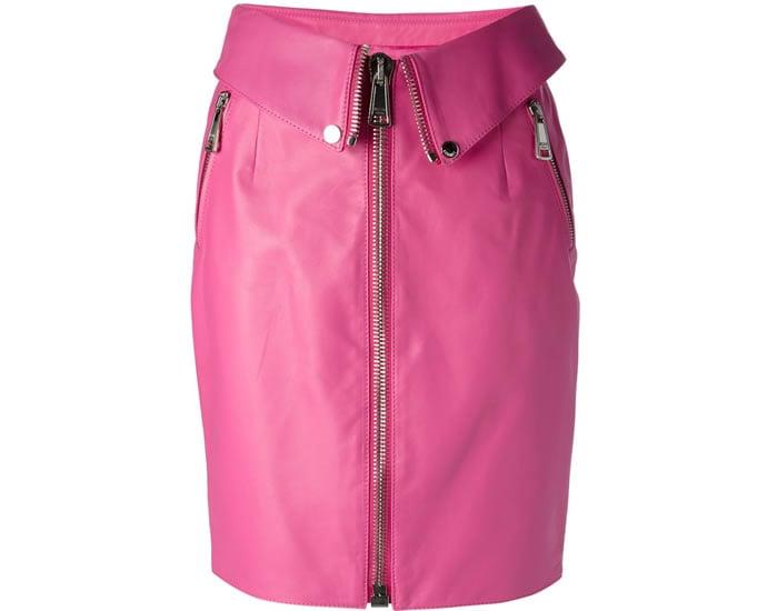 moschino-biker-pencil-skirt