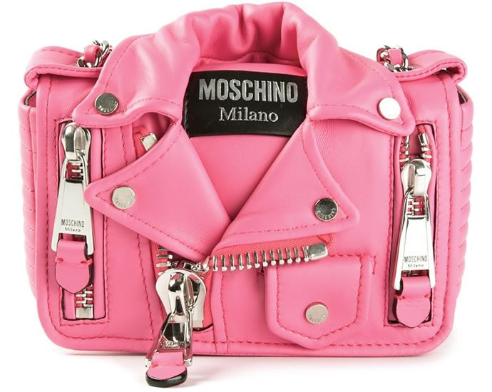 are moschino handbags popular