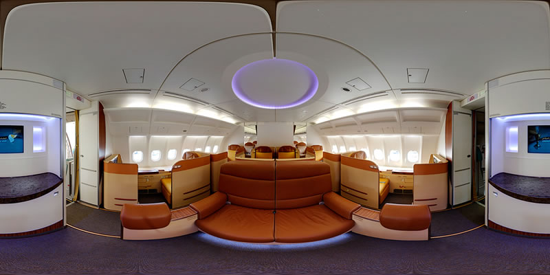 The 11 Best First Class Seats In The World And Their