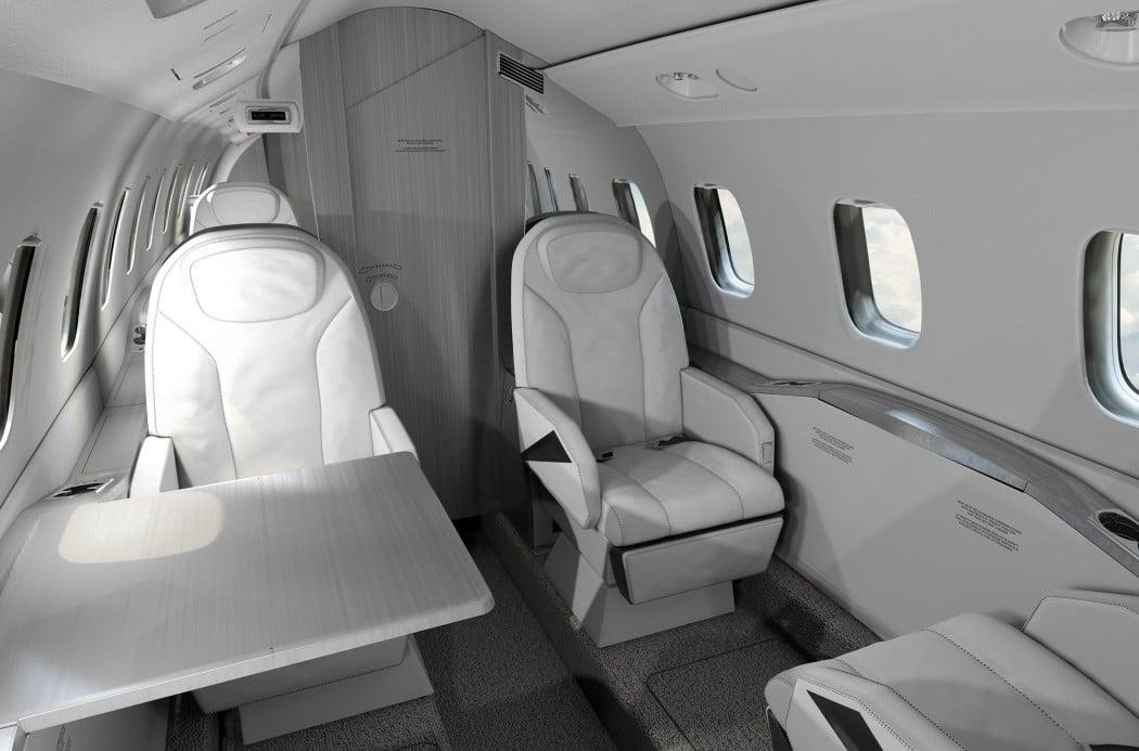 Piaggio S Avanti Evo Twin Turbo Prop Aircraft Is Greener