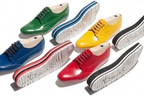 For Your Feet Only – Prada's made to measure Derbies