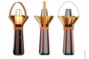 Rémy Martin plays up science for its new cognac glass design ahead of the Paris Design Week
