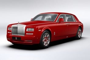 At $20 million – A Macau casino placed the largest order of Rolls Royces ever – 30 bespoke extended Phantoms