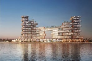 Royal Atlantis – A $1.4 billion upcoming Tetris shaped luxury resort on the Palm, Dubai